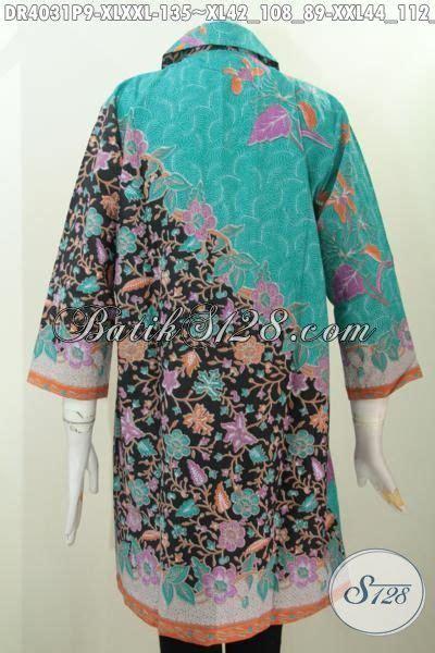 desain baju batik kantoran dress batik untuk kerja kantoran baju batik trendy dua