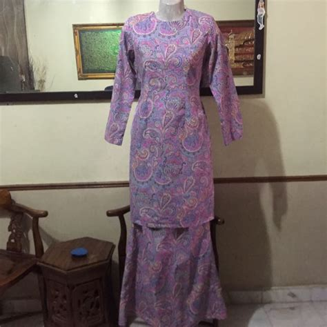 design baju vietnam baju kurung cotton vietnam muslimah fashion on carousell