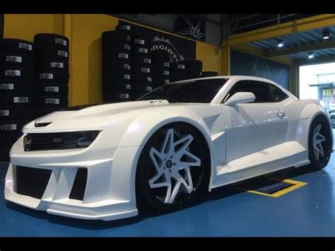 chevrolet camaro zl1 2017 stormtroopers customized with