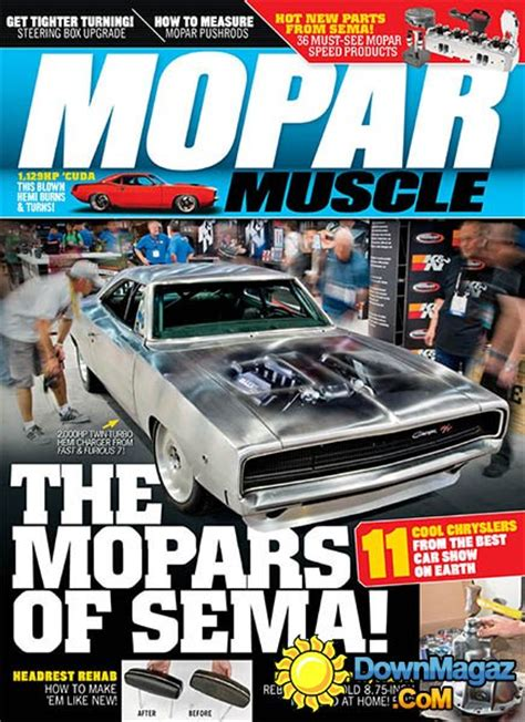 Kaos Mopar mopar may 2015 187 pdf magazines