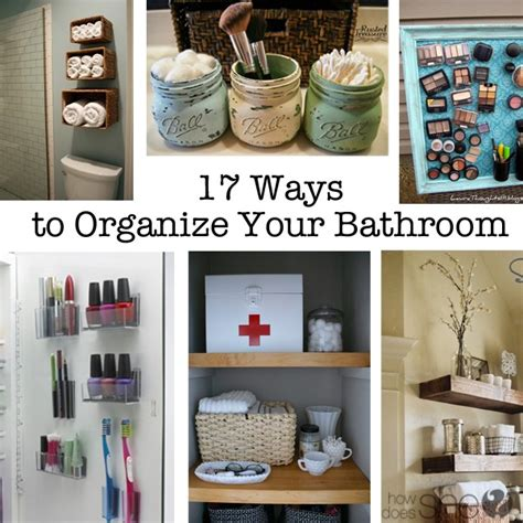 how to organize a bathroom how to organize your bathroom to get it into tip top shape