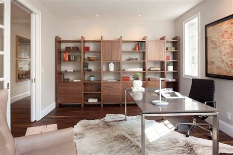 Home Office Design Minneapolis 21 Contemporary Gray Home Office Designs Decorating