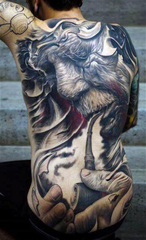 tattoo japanese smoke 50 smoke tattoos for men manly matter to spirit designs
