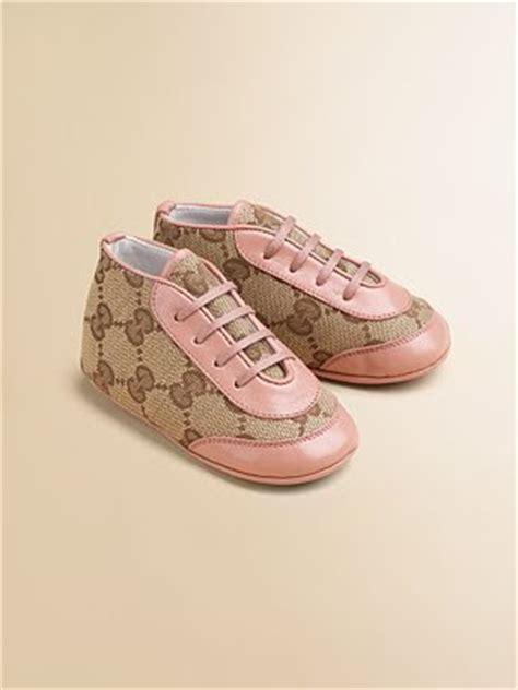 designer baby more expensive baby shoes from gucci