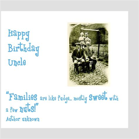Birthday Cards For Uncles Uncle Birthday Card By Amanda Hancocks