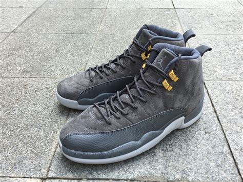 Gray Is The New by 2017 New Air 12 Grey Wolf Grey Cheap Shoes For