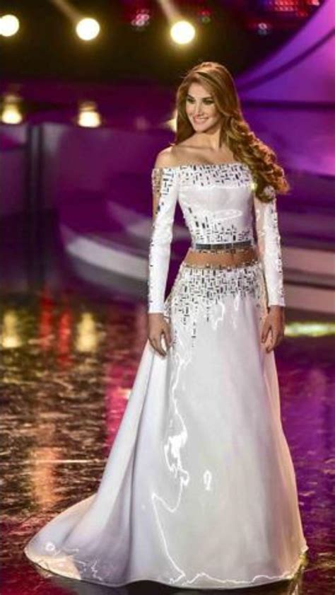 2015 mariam habach miss universe pageant dresses