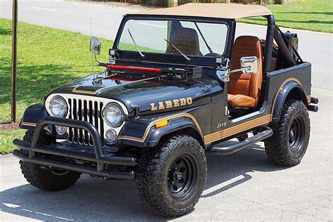 jeep cj laredo 1984 jeep cj 7 laredo 195050