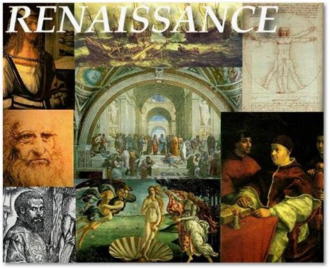 renaissance basic art 2 0 the renaissance mr blacks army
