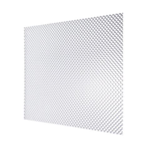 Acrylic Ceiling Light Panels Ksh 2 Ft X 4 Ft Acrylic Clear Premium Prismatic Lighting Panel 5 Pack Lp2448ksh12 5 The