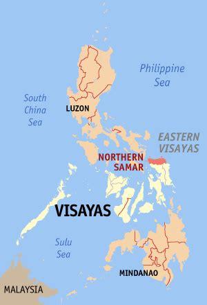 map of san jose northern samar wp bqi سامار شمالی wikimedia incubator