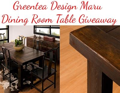 Steamy Kitchen Sweepstakes - win 3 300 worth dining room table in steamy kitchen sweepstakes sweepstakesbible