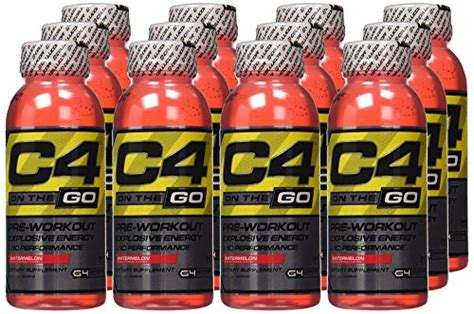 c4 energy drink cellucor c4 on the go energy drink