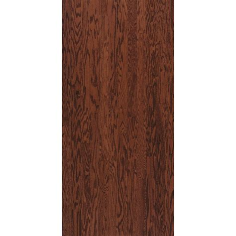 shop bruce turlington 3 in cherry oak engineered hardwood flooring 30 sq ft at lowes com