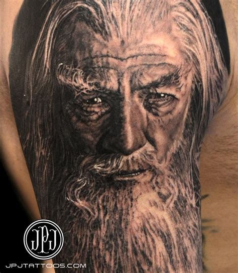 gandalf tattoo 18 gandalf tattoos lord of the rings