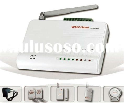 gsm home security alarm system oem gsm home security