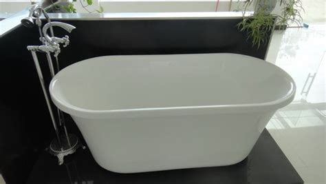 51 inch bathtub 51 inch acrylic free standing soaking tub 1300mm