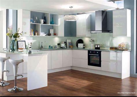 Gloss Kitchens Howdens by Howdens White High Gloss Kitchens