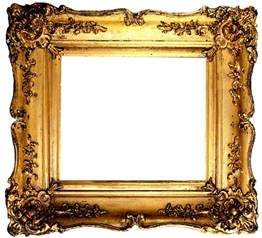 Free Printable Picture Frame Templates by Doodlecraft Vintage Gold Gilded Frames Free Printables
