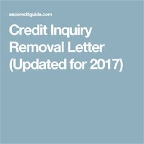 Goodwill Credit Inquiry Removal Letter Credit Collection Dispute Letter Template Credit Repair Secrets Exposed Here Credit Repair