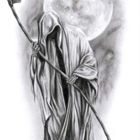 the grim reaper s scythe