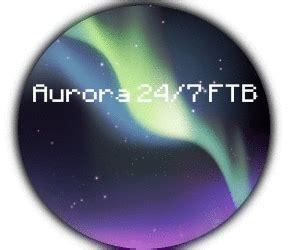 open aurora 24/7 ftb [infinity] [lwc] [essentials] [ts3