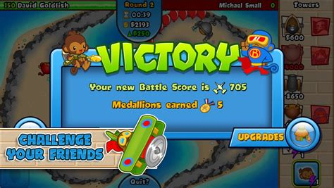 btd 4 apk bloons td battles for android free bloons td battles insanity