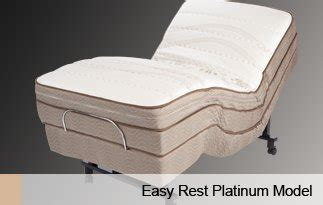 easy rest beds easy rest adjustable beds and mattresses