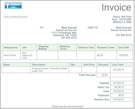window invoice template denryoku info
