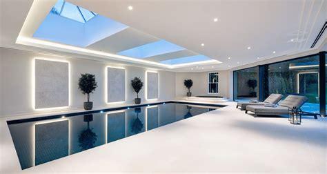indoor swimming pool design construction falcon pools