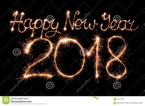 imagenes vintage año nuevo 2018 feliz a 241 o nuevo 2018 foto de archivo imagen de celebre