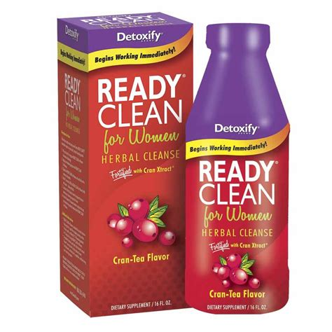 Detox Test Teas by Ready Clean For By Detoxify