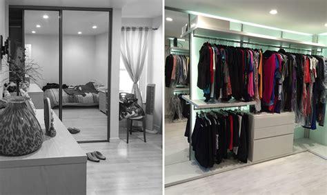 spare room closet how to transform a spare room into a walk in closet ecds