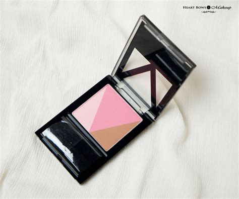 Maybelline V Blush maybelline v contouring range duo stick blush
