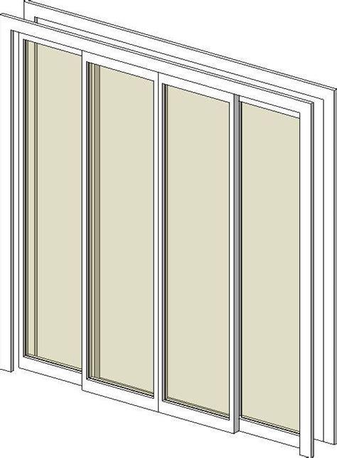 pane sliding glass door revitcity object 4 pane sliding glass door