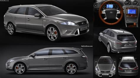 ford mondeo wagon concept  pictures information specs