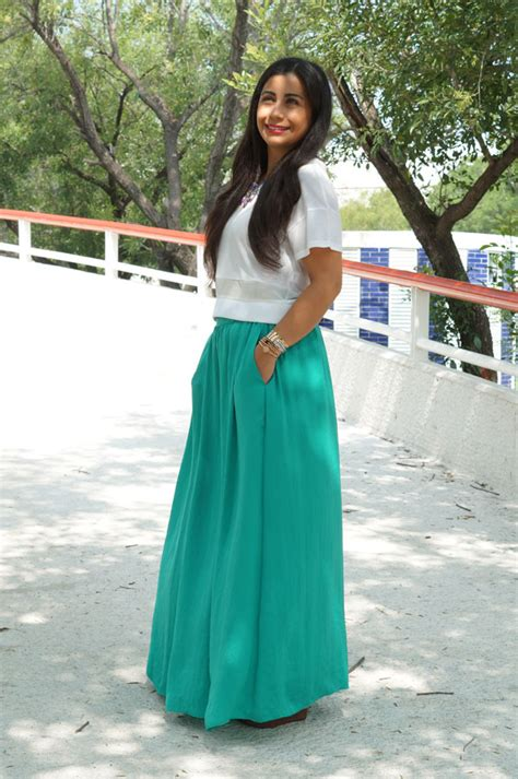 crop top with maxi skirt palomamarum