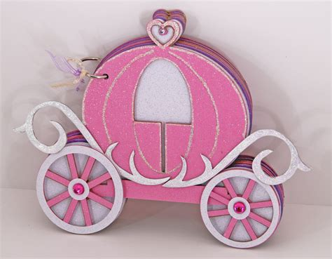 princess carriage template cinderella carriage template