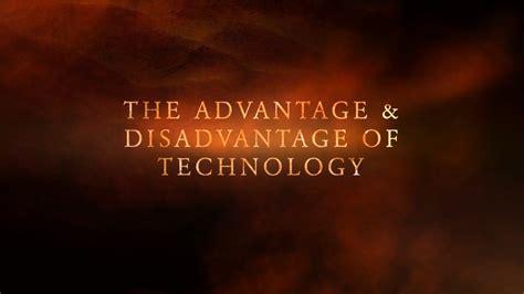 Advantages Of Modern Technology Essay by Essay Technology Advantages