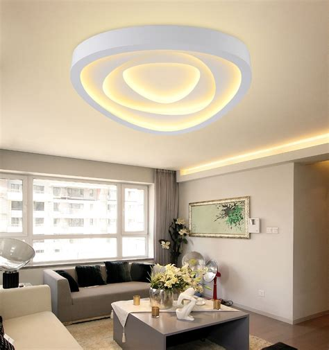 living room ceiling lights modern aliexpress buy new modern led ceiling lights for