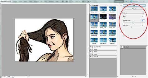 membuat video foto keren membuat foto menjadi kartun keren dengan photosop