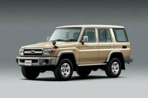 70s Toyota Toyota Land Cruiser 70 2015 Cartype