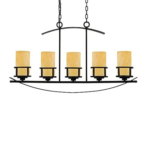 Quoizel Kyle Chandelier Buy Quoizel Kyle 5 Light Island Chandelier From Bed Bath Beyond