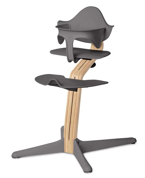 grey wooden high chair wooden high chair and baby recliner grey modern design