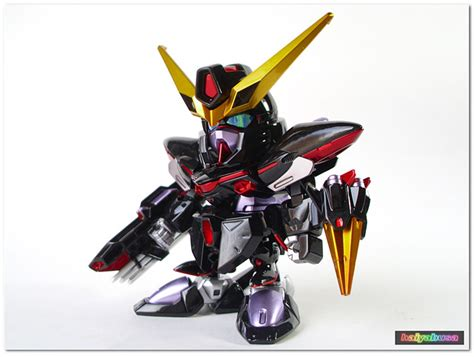 Gundam Sd Blitz Kingdom 作品分享 Sd Blitz Duel Gundam 閃擊鋼彈 決鬥鋼彈 模型技術與資訊 哈啦板 巴哈姆特