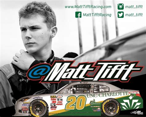racing autograph card template autograph requests matt tifft racing