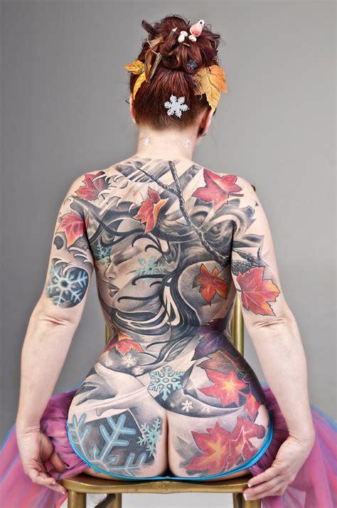 seasons tattoo 4 seasons photograph by bobby deal
