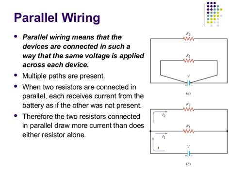 resistor are both connected in parallel across a power supply the voltage across two resistors connected in parallel is the same 28 images chapter 19 dc