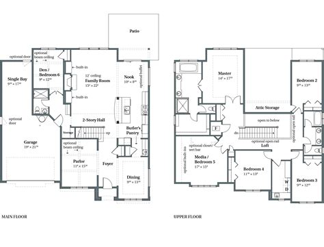 arbor homes floor plans oregon