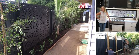 backyard screening ideas project gallery outdoor decorative privacy screens exles